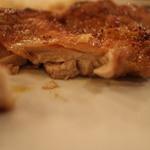 アルペンジロー - お肉だけ拡大