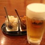 アルペンジロー - 生ビール