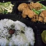 ブラボーチキン - からあげ弁当(500円)