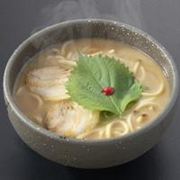 清正 - 梅しそ仕立和麺