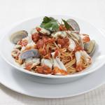 ピッツェリア - 海の幸のトマトソース