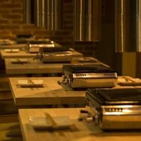 ◆極上焼肉宴会◆2名様~でご利用いただける様々なテーブル席