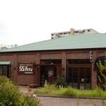 55カフェ - お店の外観