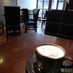 55カフェ - 店内の雰囲気