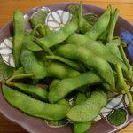笹家 - 枝豆