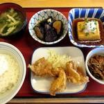 28661381 - 鶏の唐揚他(2014/07/01撮影)