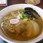 麺房 十兵衛 - 特にぼ醤油