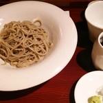 28664783 - 限定手挽き蕎麦1200円