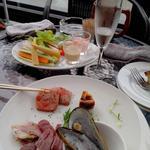 Haruyoshibarurio - 前菜とバーニャカウダ