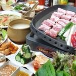高麗亭 - お肉コース