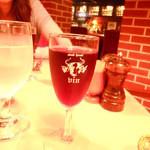 28668847 - コースに付く赤ワイン(冷えていて僕好みです)