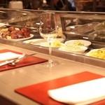 グラッポロ - オープンキッチン