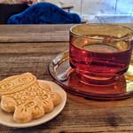 フクロウコーヒー - 紅茶セット¥500