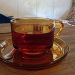 フクロウコーヒー - ホットティ