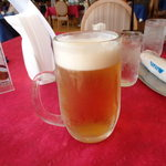 三木セブンハンドレット倶楽部 レストラン - ビールが最高に旨い 670円(税別)