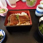 三木セブンハンドレット倶楽部 レストラン - うな重1840円(税別)