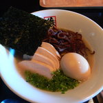 Menyashukateppuu - 極味(きわみ)は麺が見えないらぁ麺です