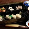 みな寿し - 料理写真:名物の岩魚すしを使ったお得なお膳もございます