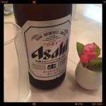 花時計 - ビール