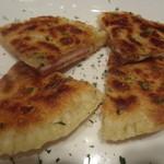 SLOTH - チーズとハムのパイ
