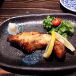 一流 - 銀鱈の西京焼