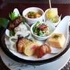 Kirimugiyaaida - 料理写真:季節の前菜盛り合わせ