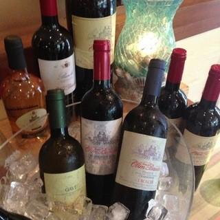 こだわりのイタリアワイン