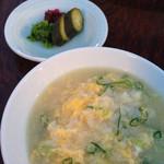 新三浦 - 〆の雑炊は最高‼︎