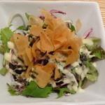 神戸牛 喜山 - Aセット/特製サラダ(ディナー)