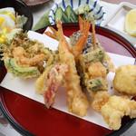 天ぷら ひさご - 夏の味覚定食