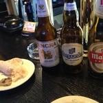 ビアーマーケットベース - ビールに合う料理、料理に合うビールが揃ってますね。