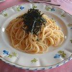 ピノーリ  - 料理写真:タラコスパゲッティー