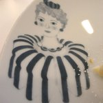 キャスロン レストラン - ケーキ皿