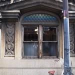 そば切り文目堂 - 歴史のありそうな建物