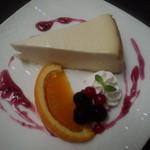 類 - ニューヨークチーズケーキ