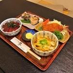 松風軒 - 内観写真:伊勢志摩の郷土料理を定食にしました!