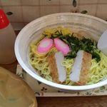 千崎製麺 - 冷やし中華
