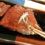 魚善 - この煮汁の旨さよ…