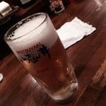 28687580 - 生ビールで乾杯♫