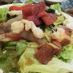 一心水産 - 海鮮サラダ