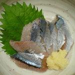 2869131 - 秋刀魚の刺身☆