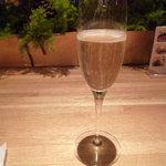 備長 - シャンパン