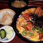 広島 酒呑童子 - 宮島丼850円