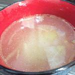 油濱 - おかわり自由のスープ
