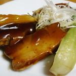 皇朝 - 豚の角煮