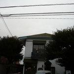 ブラフ・カフェ・モトヤ - こじんまりとした洋風一軒家