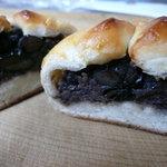 Juin - 黒豆あんパン