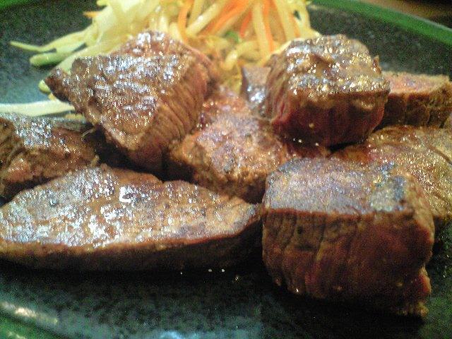 ステーキの志摩 平井店