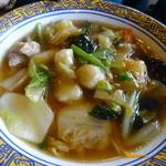 バーミヤン - 五目麺