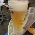 たむたむ - 生ビール